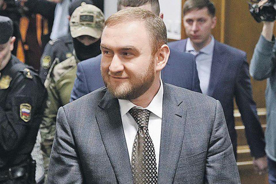 Рауф Арашуков. Фото: Сергей Бобылев/ТАСС