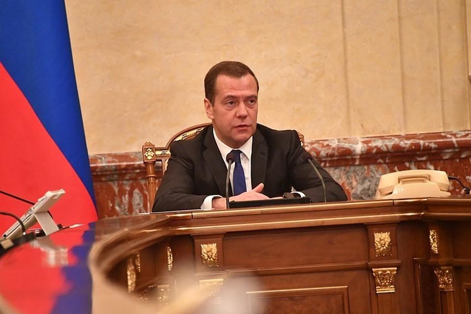 Дмитрий Медведев займет должность замсекретаря Совбеза.