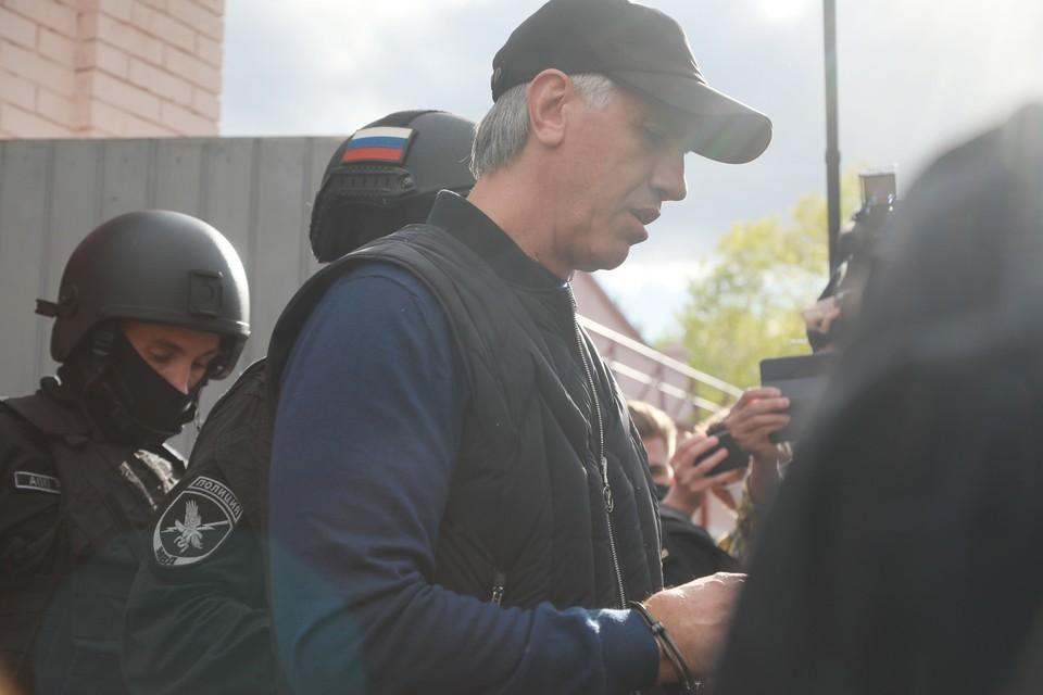 В Красноярске предъявили обвинение криминальному авторитету из 90-х Анатолию Быкову