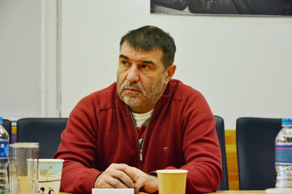 Евгений Гришковец.