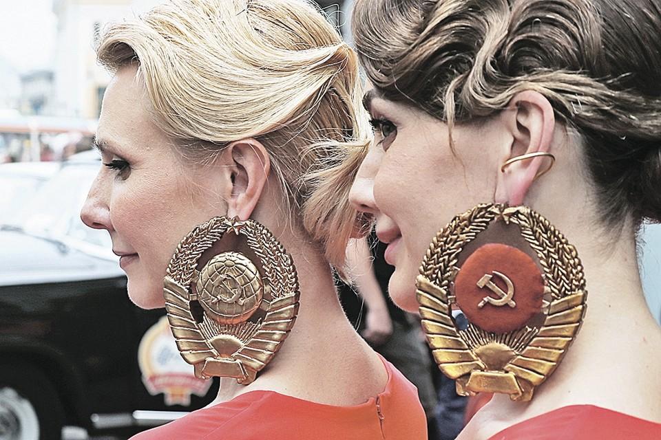 Девушки Советского Союза были так же прекрасны, как мечта о великой стране всеобщего счастья и равенства. Фото: Виталий БЕЛОУСОВ/РИА Новости