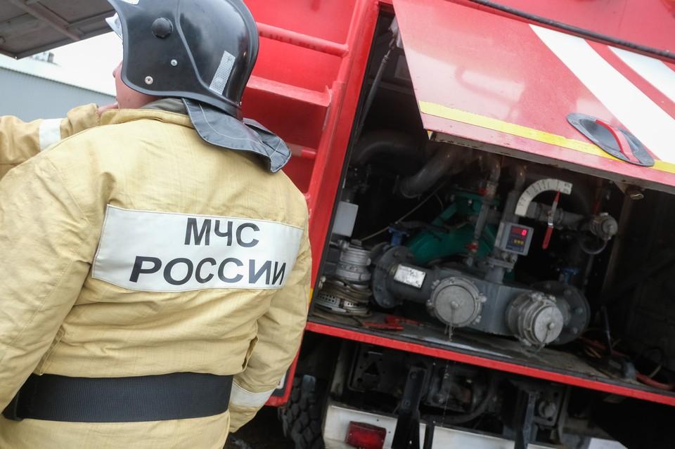 Несчастный случай произошел в поселке Дмитриадовка