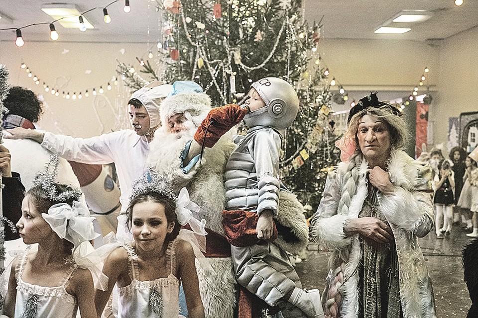 Кадр из картины «Петровы в гриппе». Фото: Сергей ПОНОМАРЕВ/Sony Pictures