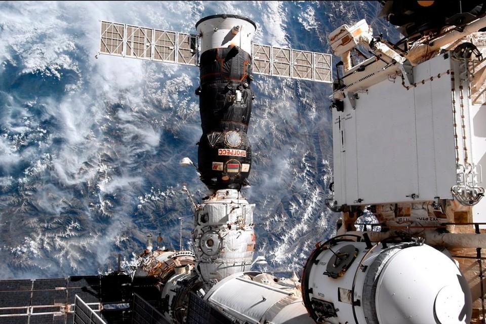 Многофункциональный модуль «Наука» с первого раза пристыковался к МКС