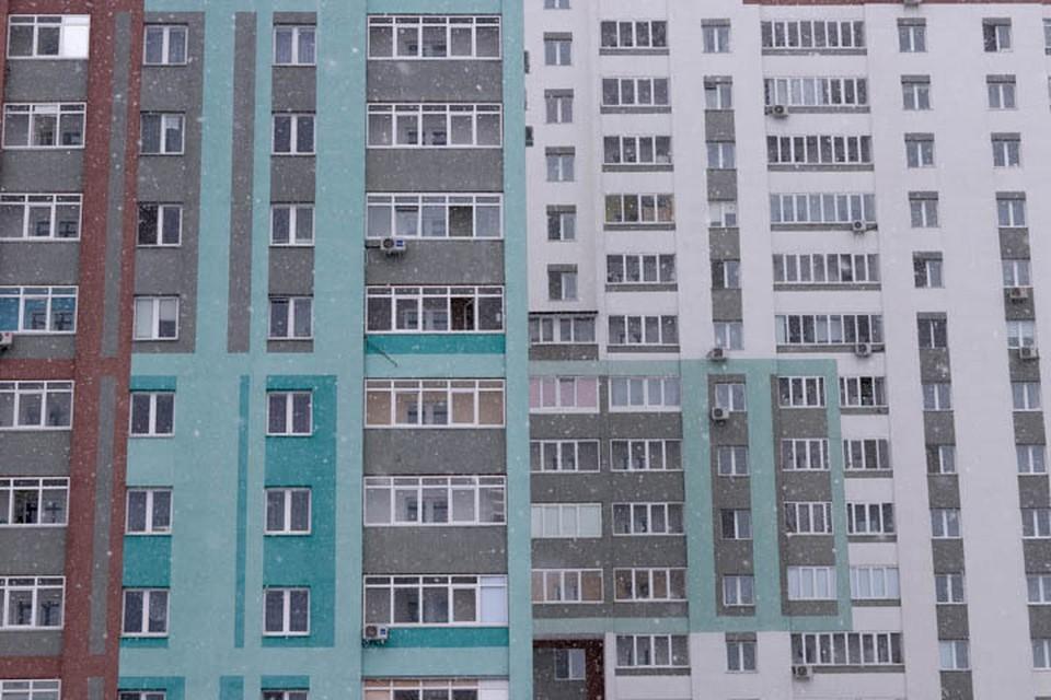 Жилой комплекс будет состоять из девяти домов высотой 18-28 этажей