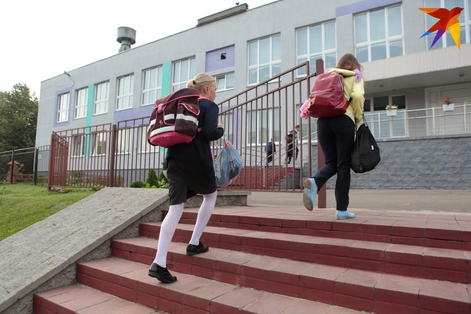 День знаний проходит в Беларуси 1 сентября