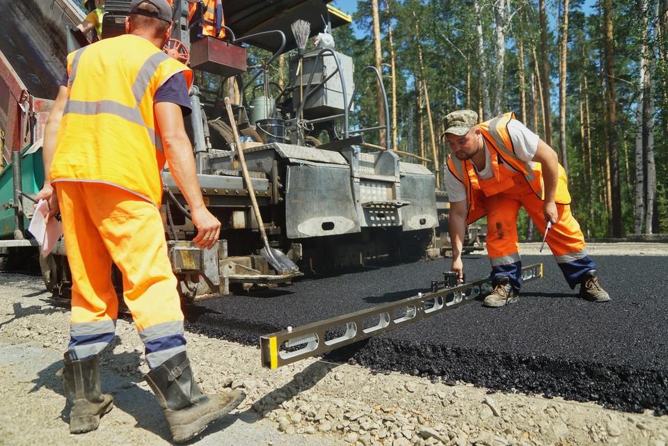 Дороги будут отремонтированы.