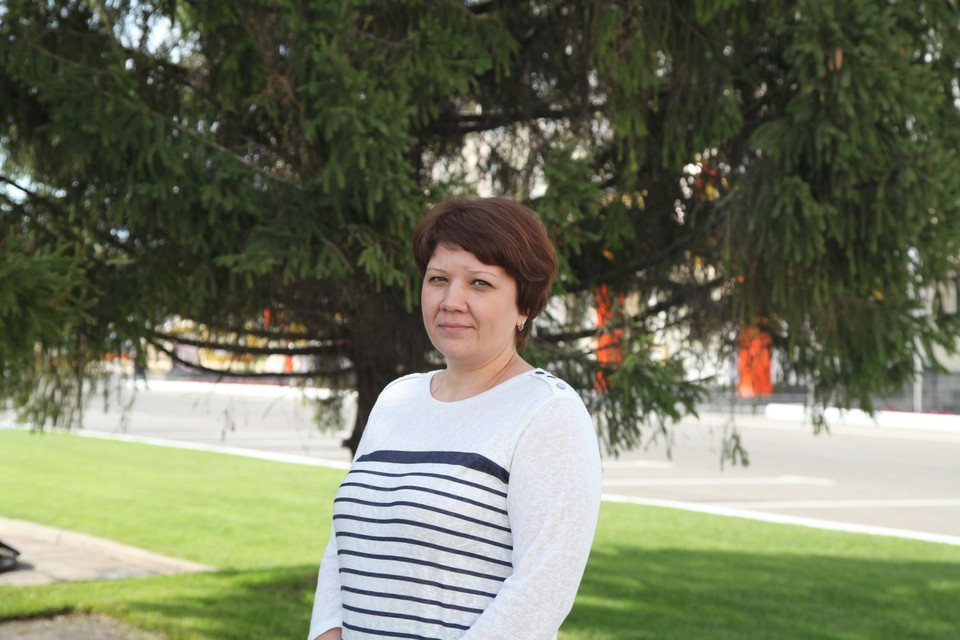 Екатерина Батурина в нефтепереработке почти 20 лет. Фото: АО «НК НПЗ»