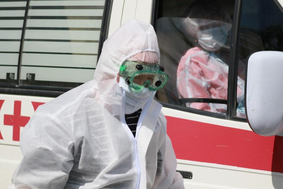 По состоянию на 5 сентября находятся на лечении в инфекционных госпиталях с лабораторно подтвержденной коронавирусной инфекцией 2 664 человек