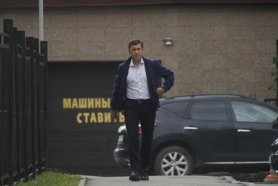 Этот вопрос Евгений Куйвашев уже обсуждал с министром образования области