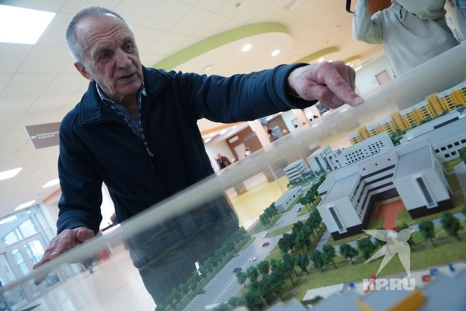 Владислав Тетюхин построил госпиталь на деньги вырученные с продажи акций титанового предприятия, которым он руководил