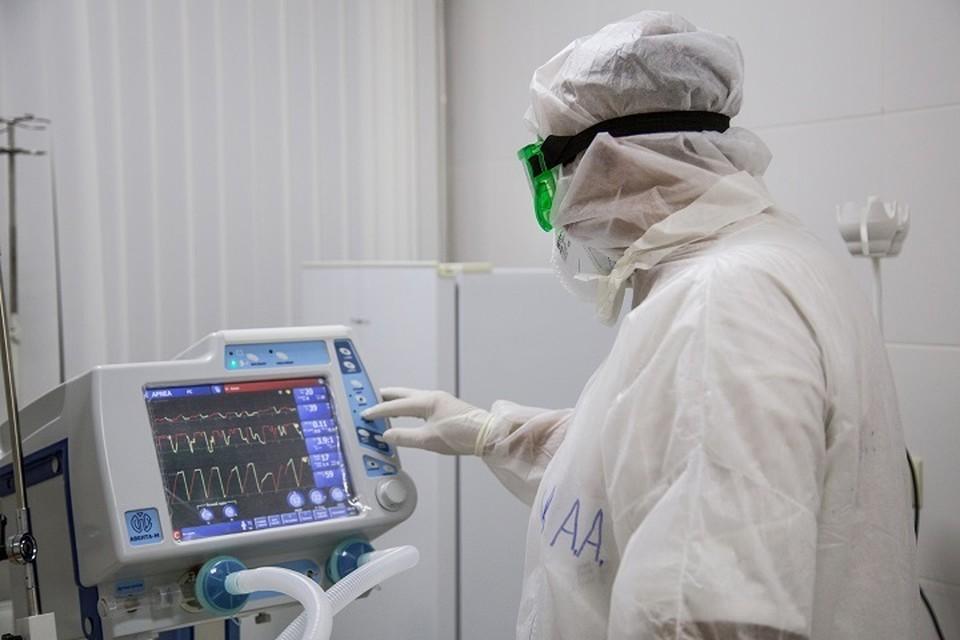 За сутки коронавирусом в Крыму заболели более двухсот человек. Фото: Архив КП.