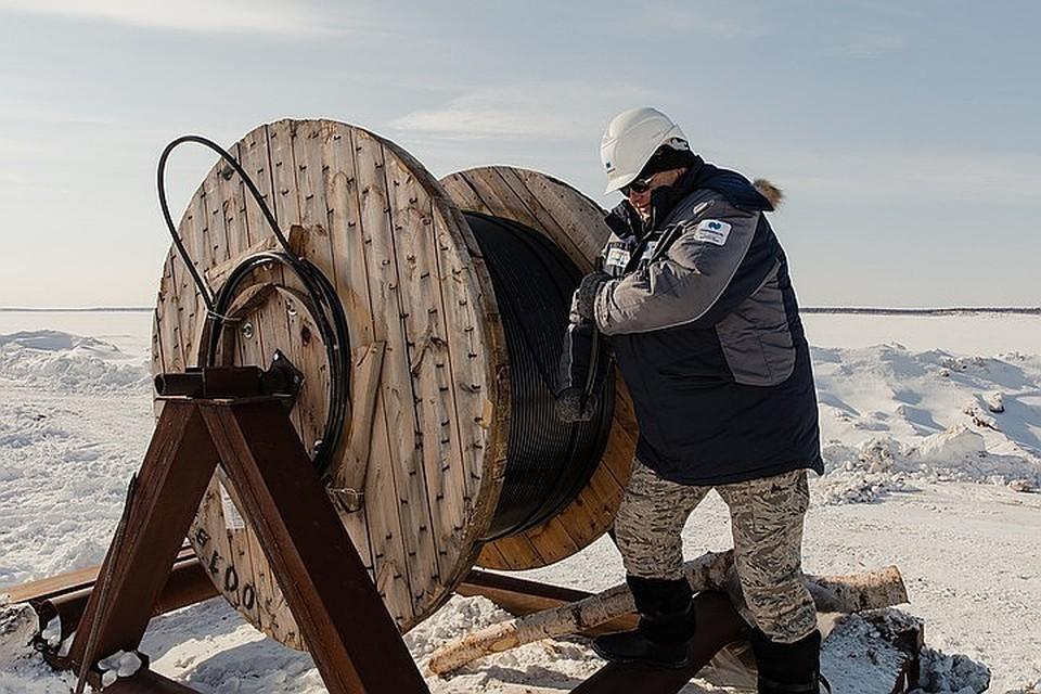 Увеличить пропускную способность линии связи в 5 раз с 40 до 200 Гбит/сек в Норильске удалось меньше чем за год. Фото: Томаш Воложанин