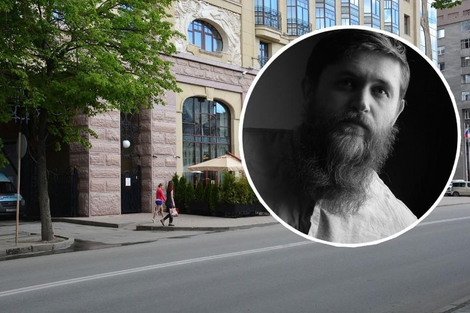 Тело нашли в отеле в центре города. Фото: Андрей КОПАЛОВ/соцсети.