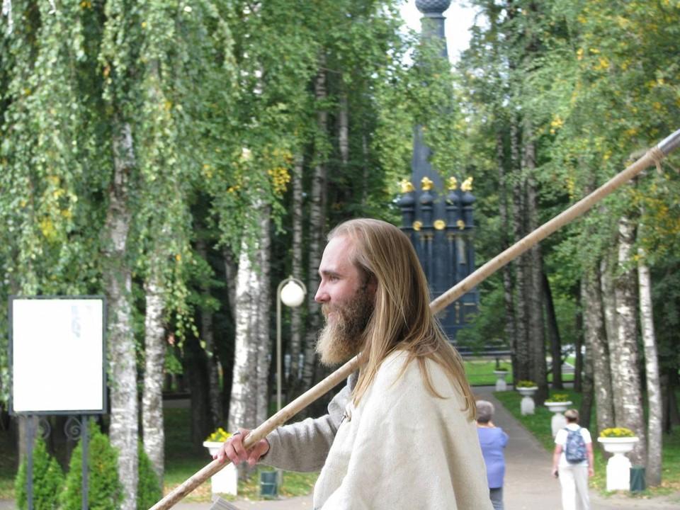 В Смоленске отметили 800-летний юбилей Александра Невского. Фото: Андрей Смирнов.