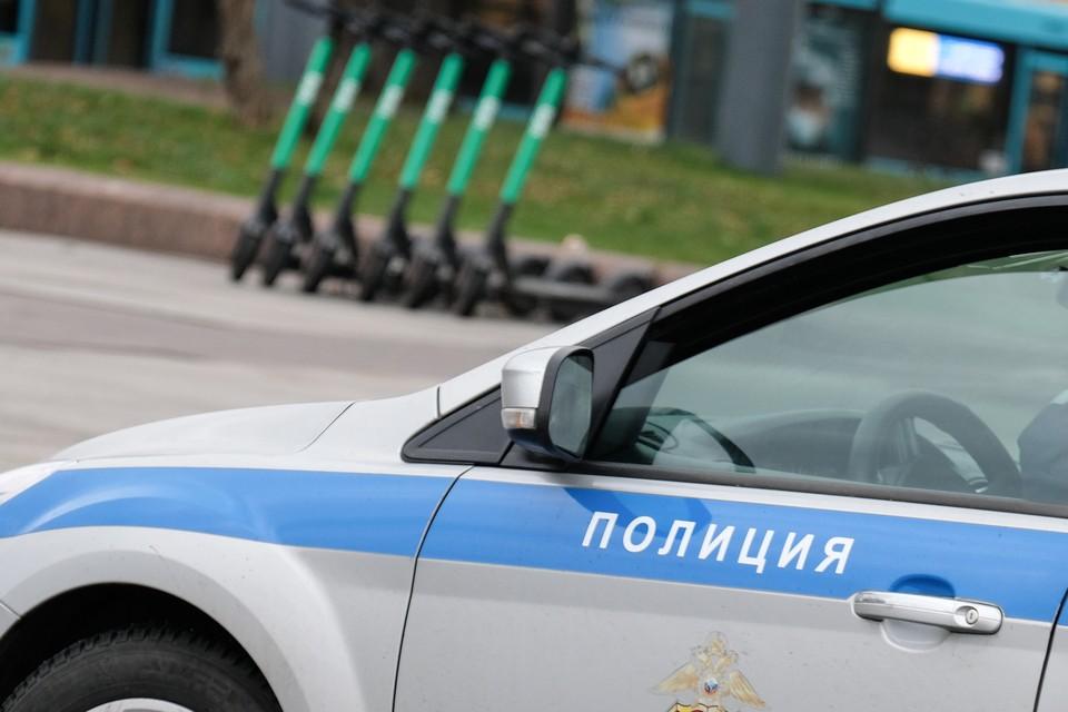 Сотрудниками полиции Невского района привлечена к ответственности женщина, оставившая грудного ребенка в машине одного