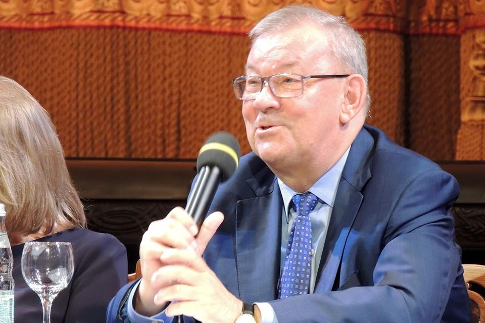 Генеральный директор Большого театра Владимир Ури