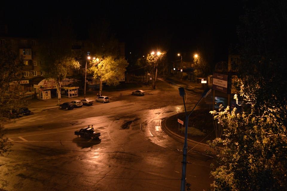 В ДНР приостановили комендантский час в ночь с 16 на 17 сентября