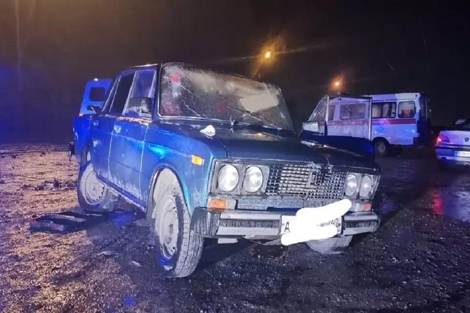 В ДТП погиб водитель. Фото: ГИБДД по НСО