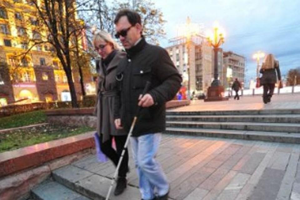 Алексей Любимов со своей главной опорой - женой Мартой.