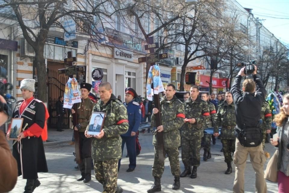 33-летнему Руслану Казакову собираются присвоить звание «Герой России»