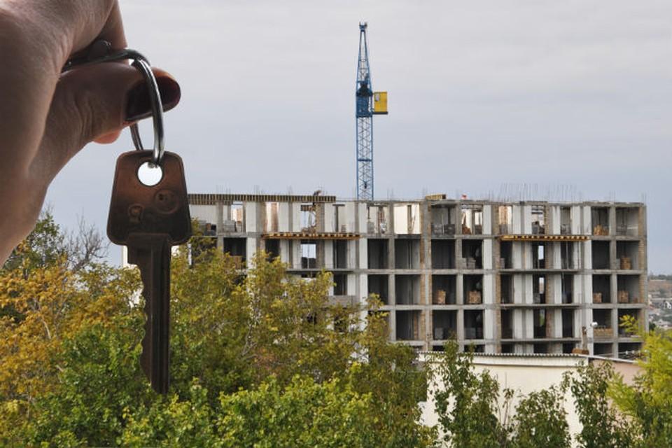 После завершения переходного периода в Крыму, многодетные семьи смогут получить квартиру