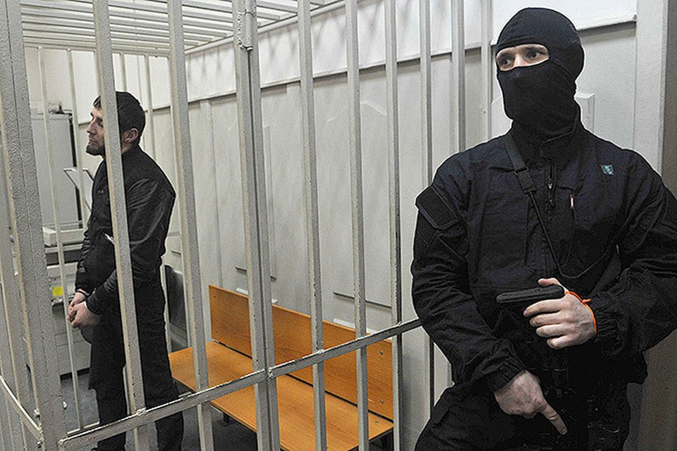 Заур Дадаев взят под стражу до 28 апреля