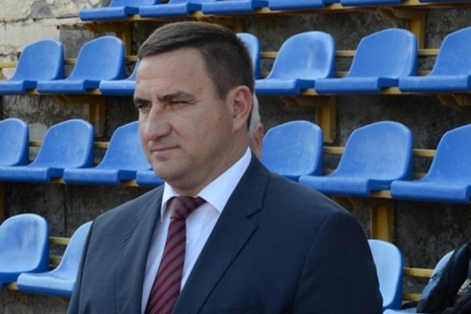Андрей Ростенко опроверг слухи о своей отставке. Фото: Пресс-служба администрации Ялты