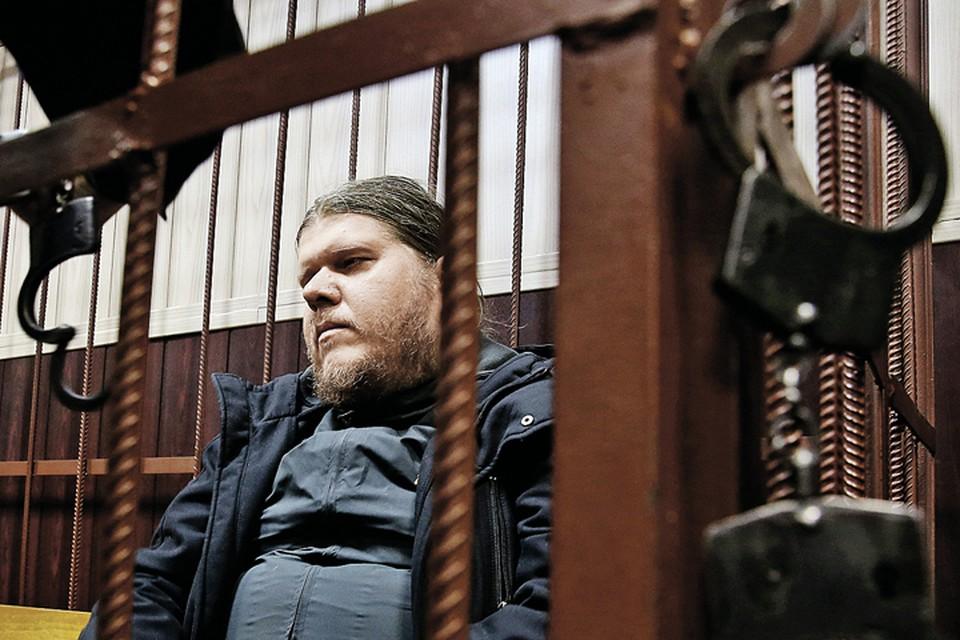 Бог Кузя - в миру Андрей Попов. Фото: Сергей ФАДЕИЧЕВ /TASS
