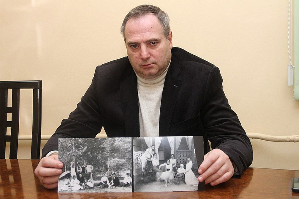 Правнук Матильды Кшесинской Константин Севенард